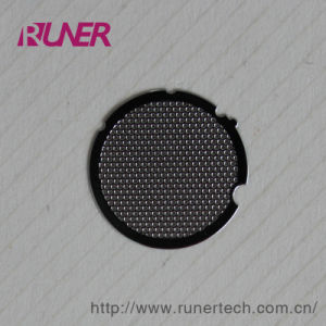 Mobile Phone Speaker Mesh/Filter Mesh/Stainless Steel Etching Accessory pictures & photos