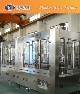 Can Bottle Juice Hot Bottling Machine pictures & photos