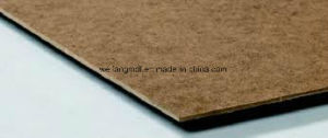 3.0mm Best Quality Plain Hardboard with Cheapest Price. pictures & photos