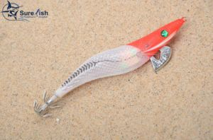 Free Shipping Japan Cloth Wood Shrimp Fishing Lure pictures & photos