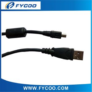 USB Am to USB Mini 4pin Male Cable USB 2.0 Cable PVC Molding
