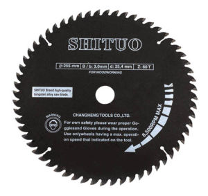 350mm Aluminum Tct Cutting Saw Blade pictures & photos