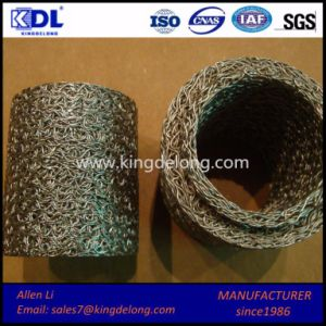 100mm Knitted Wire Mesh Tube pictures & photos