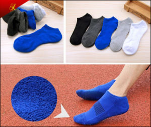 Fashion Custom Made Ankle Sport Sock pictures & photos