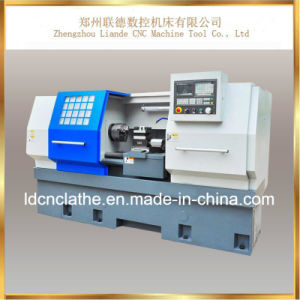 High Speed Horizontal Type and New Condition CNC Lathe Machine pictures & photos
