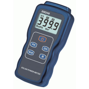 Solar Power Meter (SM206) pictures & photos