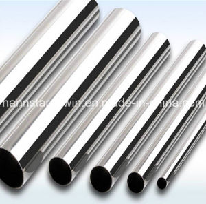 Supply Competive Price Stainless Steel Pipe. Steel Tube pictures & photos