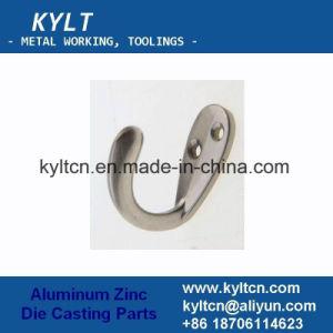 OEM Zinc/Zamak Metal Alloy Die Casting Injection Hanger pictures & photos