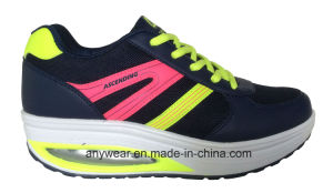 Athletic Women Footwear Gym Sports Shoes (516-9937) pictures & photos