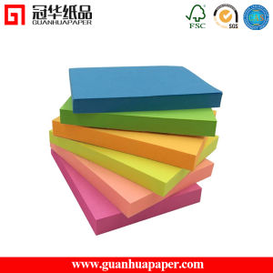 Logo Printed Friendly Custom Printed Paper Cubes pictures & photos