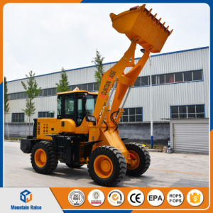 Chinese 2.2ton Front Wheel Loader with Competitive Price pictures & photos