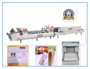 Xcs-800 Packaging Machine for Paper Box Folder Gluer pictures & photos