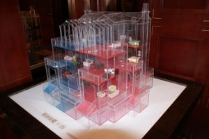 Architectural Model /Internal Layout Model (JW-170) pictures & photos