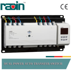Rdq3NMB-225 Double Power Automatic Transfer Switch (ATS) , Single Phase pictures & photos