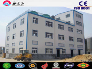 Multi-Floor Industrial Buiding Materials/Steel Structure Prefabricated Workshop (SSW-145) pictures & photos