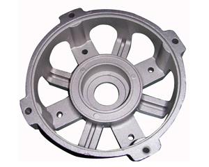 Machining Aluminum Auto Spare Parts Pressure Die Cast pictures & photos