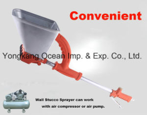 The Spare Parts of Wall Stucco Sprayer Omg-III pictures & photos