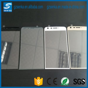 Wholesale Silk Print Tempered Glass Screen Protector for LG G5 pictures & photos