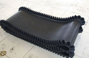 Professional Manufacturer of Corrugated Rubber Conveyor Belt pictures & photos