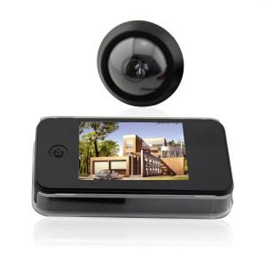 3.5 ′′ Digital Video Door Peephole Viewer