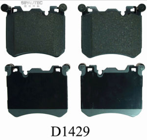 Auto Spare Parts Car Brake Pad D1429 for BMW X5 X6 pictures & photos