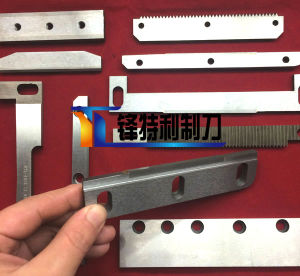 Inlay Tungsten Packing Machine Blade Plastic Film Packing Kinve pictures & photos