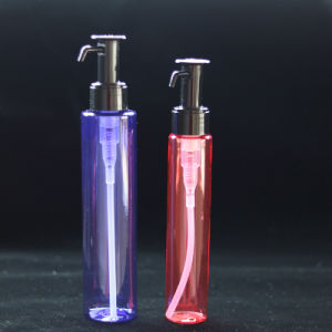 Plastic Pump Bottle for Shampoo (NB215) pictures & photos