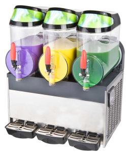 Beverage Processing Machine 30L Slush Machine with 3 Bowls (XRJ-10L*3) pictures & photos