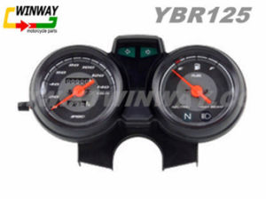 Ww-7265 Ybr125ED-06 Motorcycle Instrument, Speedometer pictures & photos