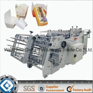 100-180 PCS/Min Fast Food Box Making Machine