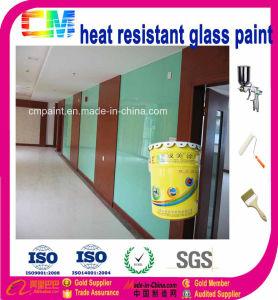 Heat-Resistant Glass Paint