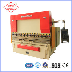 We67k-250/3200 CNC Hydraulic Metal Bending Machine Press Brake