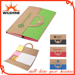 Ideal Recycled Paper Memopad for Promotion Gift (SP308) pictures & photos