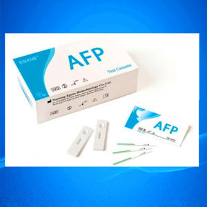 Cancer Diagnosis/Afp Test Kit/Tumor Marker Test/Afp Test pictures & photos