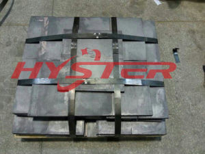 Manufacture 63HRC Bi-Metallic Wear Plate Wear Liners White Iron Wear Plate Chrome Carbide Wear Liner pictures & photos