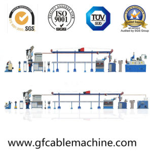 Auto Electric Wire Cable Extruder Extrusion Machine pictures & photos