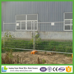 China Supplier 2.1mx2.4m Hot Sale Construction Temp Fence pictures & photos