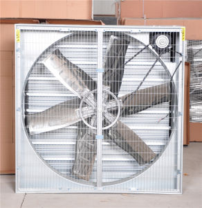 Push-Pull Exhaust Fan for Industrial Ventilation