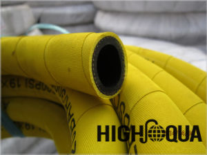 Chinese Cheap Rubber Air Compressor Hose pictures & photos