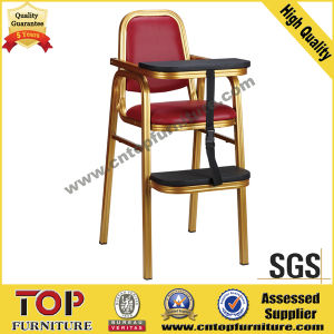 Hotel Restaurant Steel Baby Dining Chair pictures & photos