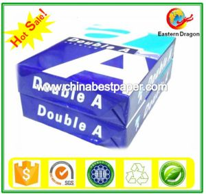 Double a A4 paper/A4 copy paper/A4 office paper pictures & photos