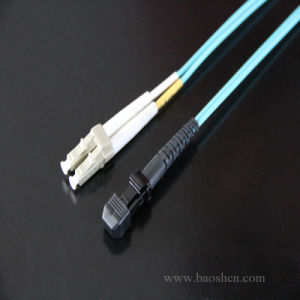 MTRJ-LC/UPC Mm Duplex Lszh Patch Cord
