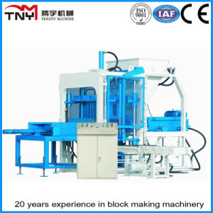 Cement Block Making Machine Concretet Brick Making Machine (QT4-15B) pictures & photos