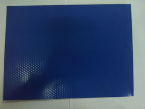 Color Coated Embossed Aluminum Plate with DOT Pattern pictures & photos
