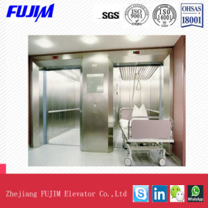Handrail Flat Stainless Steel Stretcher Elevator pictures & photos