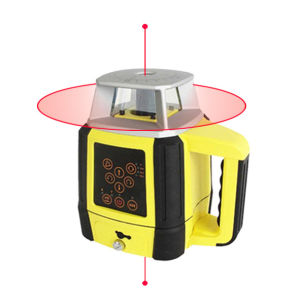 Electronic Auto-Leveling High Precision Agriculture Rotary Laser Level (SRE-102B) pictures & photos