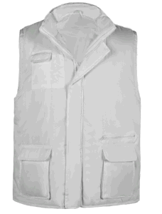 Hot Selling Mens Deep V Neck Pock Bullet Journalist Vest pictures & photos