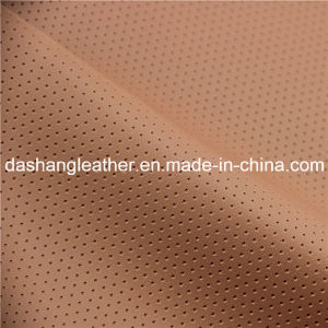 Fashion Design High Quality for Car Seat Leather (DS-A952) pictures & photos