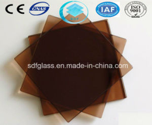 Euro Bronze Float Glass with Ce ISO 4mm to 12mm pictures & photos