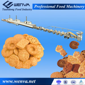 Hard and Soft Biscuit Production Line pictures & photos